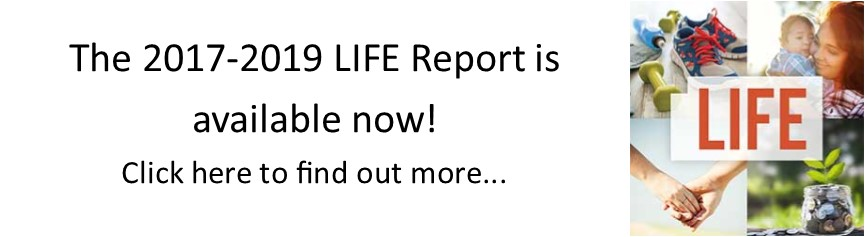 2017-2019 LIFE Report (United Way of Marathon County)