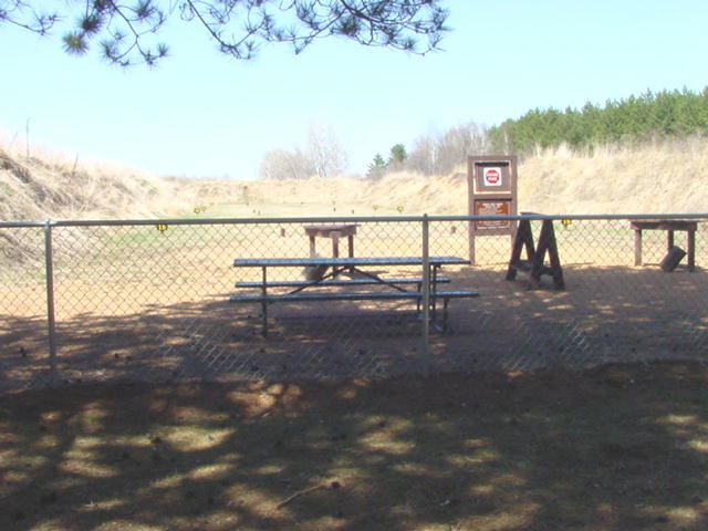 Benchrest at the Range